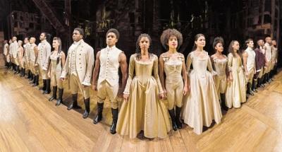 Hamilton Cast lineup