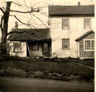 The Iloff farm house