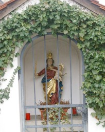Shrine in Unterpreppach