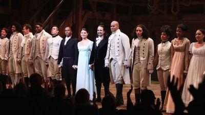 Hamilton Cast 2