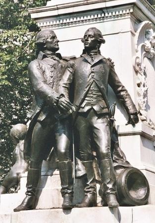 Laurens and Hamilton