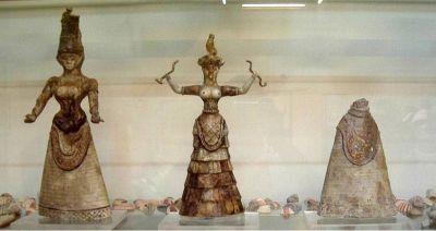 snake goddesses 3