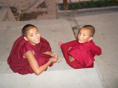 Young Nuns - Kopan