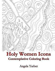 holywomencoloringcover