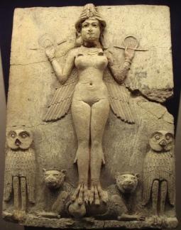 Sumerian Lilith