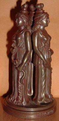 brigid triplet statue