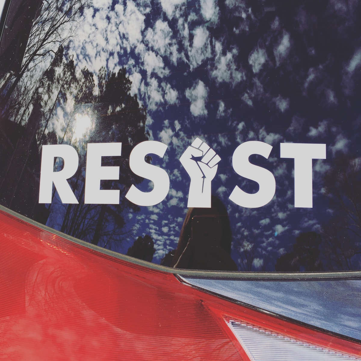 Coexist or contradict how about resist instead by katey zeh