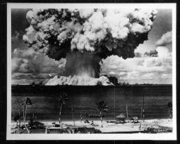 bikini atoll bomb
