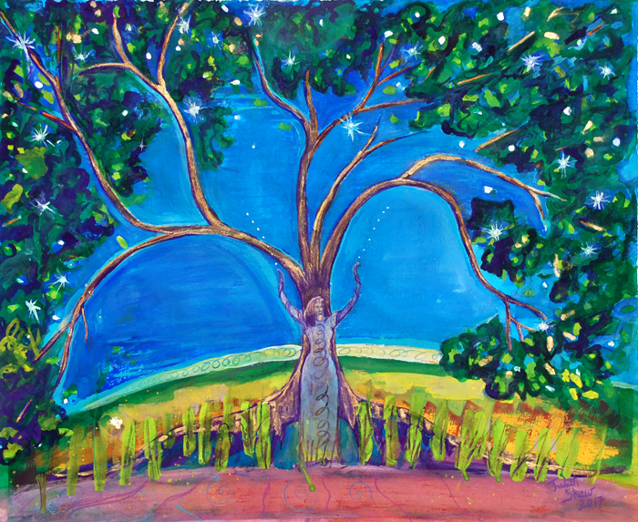 Star-Goddess-Star-Tree-painting-by-Judith-Shaw