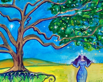 Star-tree-star-goddess-cu-painting-by-judith-shaw