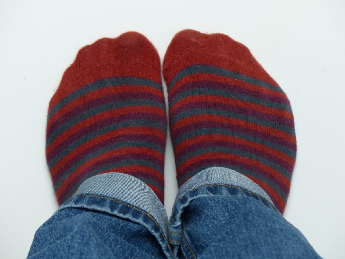 """Oh For a Pair of Clean Dry Warm Socks"" by Carol P. Christ"