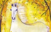 Horse-spirit-animal-painting-by-judith-shaw
