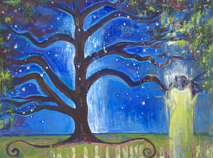 Star-Tree-Goddess-painting-by-judith-shaw-