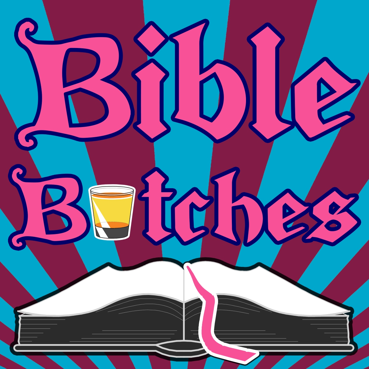 Meet the Bible Bitches: Interview with Rev. Laura Barclay and Sara Hof