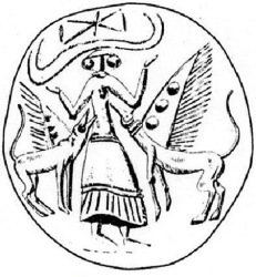 Minoan-Bee-Goddess