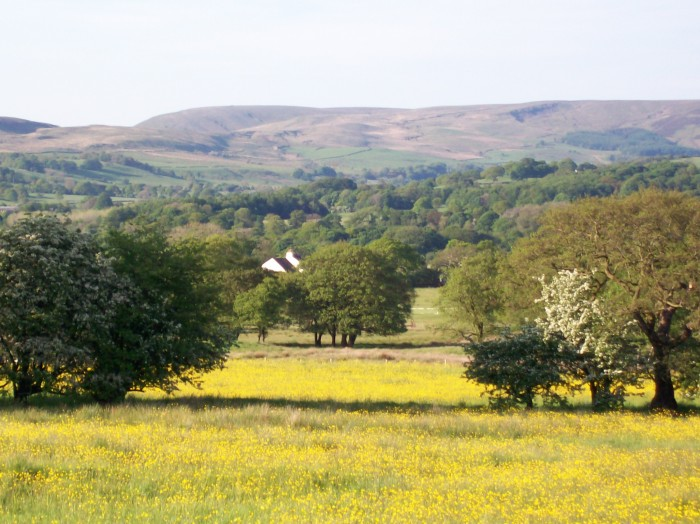 beltaine pendle view