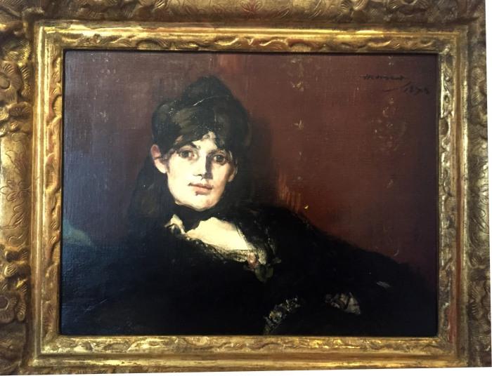 Morisot-Portrait-by-Degas