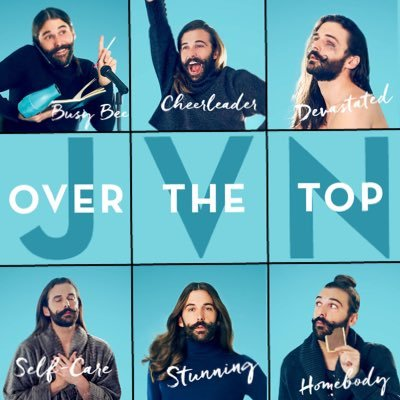 Image result for over the top jvn