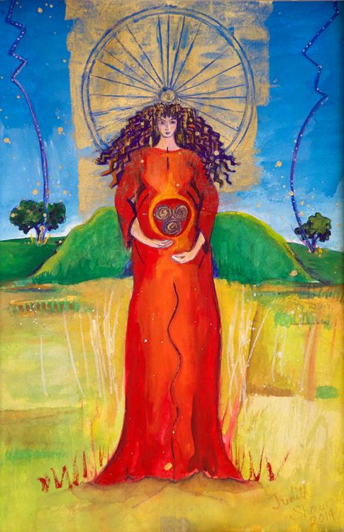 Tlachtga-forgotten-celtic-goddess-painting-by-judith-shaw