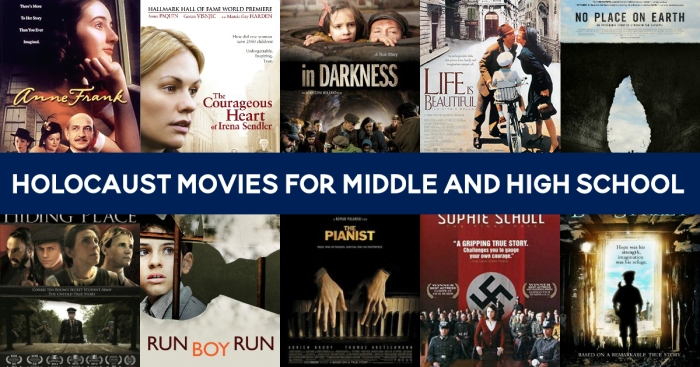hs holocaust films