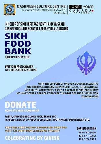 canada food bank