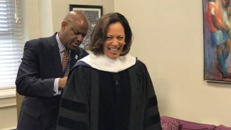 harris honorary degree