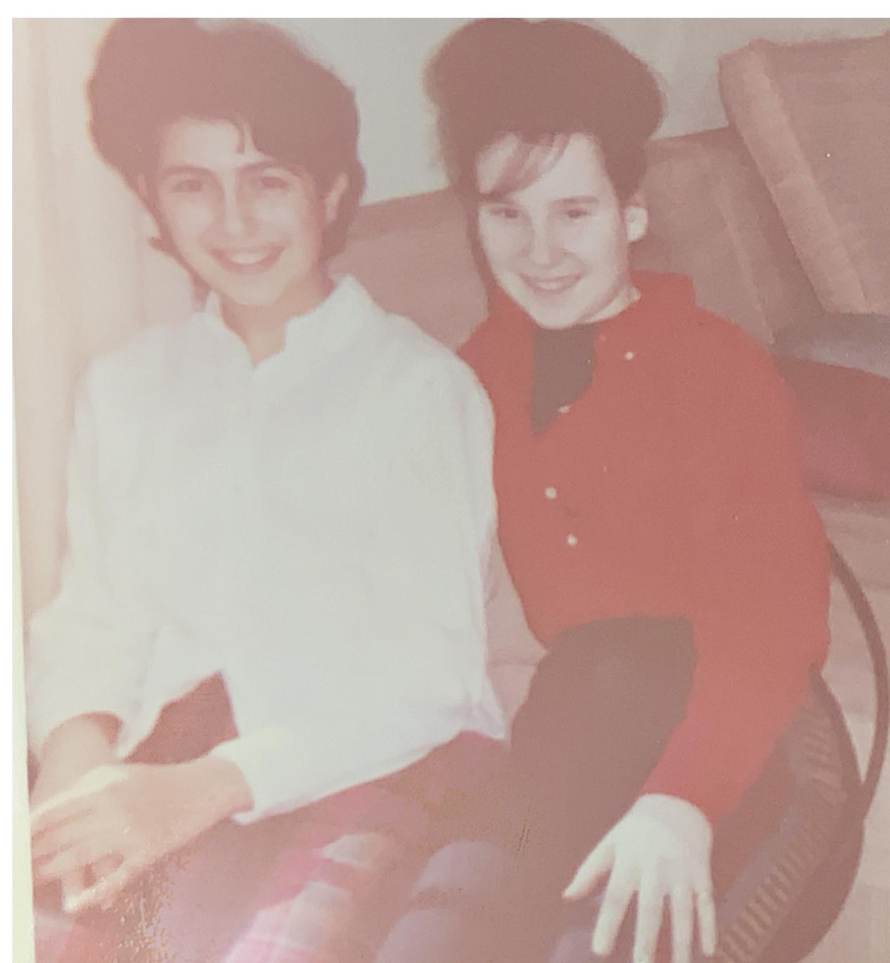 Deb & Joyce