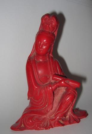 Kuan Yin, Goddess of Compassion
